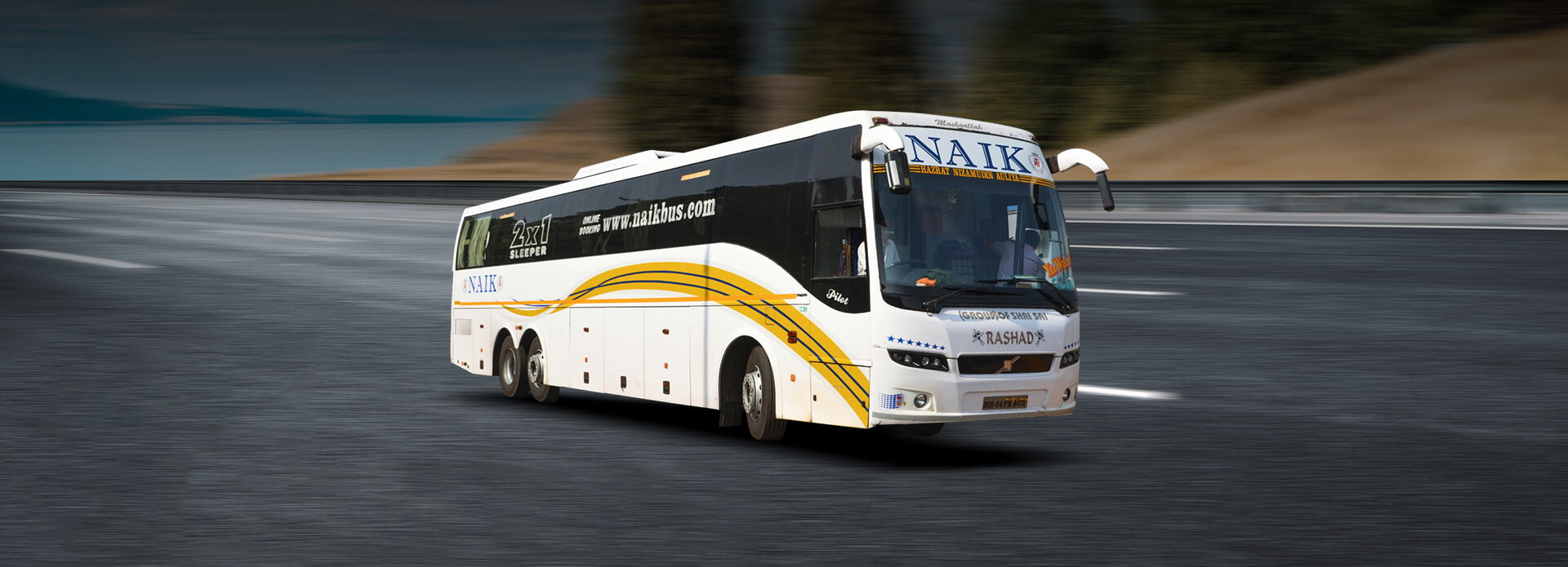 Online Bus Ticket Booking Naik Tours And Travels